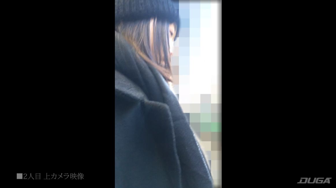 2人目の被害者女性の横顔